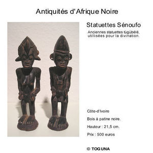 Galerie Toguna -  - Kleine Statue