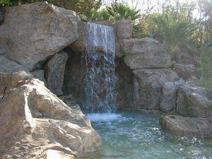 waterworld -  - Wasserfall
