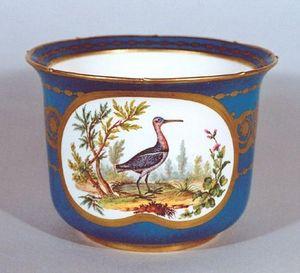 Jean Lupu - sevres porcelain mortar - Mörser