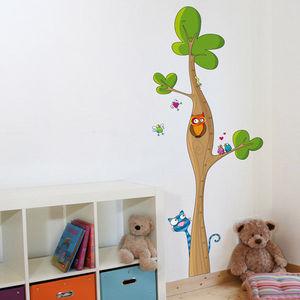 SERIE GOLO - toise arbre - Messlatte