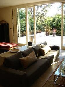 A&D VANESSA FAIVRE -  - Innenarchitektenprojekt Wohnzimmer