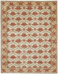 Parsua - rosebud  - Moderner Teppich