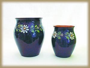 NITTSJÖ KERAMIK -  - Vasen