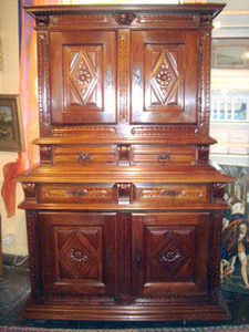 Grand Papa Antiquites -  - Zweiteiliges Buffet