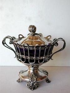 OLIVIER -  - Marmeladenglas