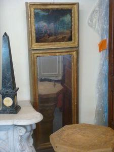 Antiquités Braga -  - Trumeauspiegel