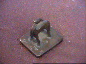 ACI Antiquités -  - Stempel