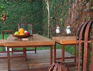 Diseño Base -  Objetos -  - Gartentisch