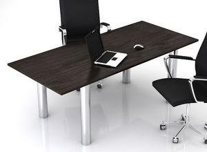 swanky design - manhattan wooden desk - Schreibtisch