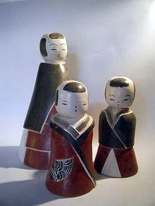 Cecile Chappat -  - Skulptur