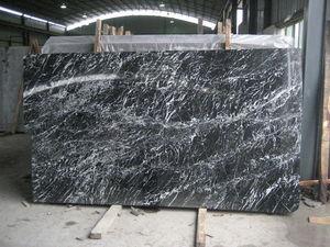 Nature-marbre - black marquina - Duschkabine
