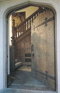 Deacon & Sandys -  - Eingangstür