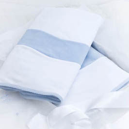 Organda Creation - doudouces bleues - Schlaftier/kuscheltier