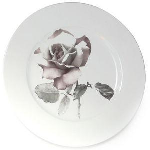 Jersey Pottery - presentation plate - Deko Teller