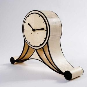Edward Barnsley Workshop - mantle clock - Tischuhr