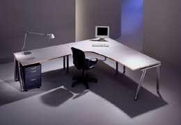 Mauser Interiors Uk - modul 2000 design - Schreibtisch