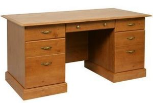 The Chair Clinic - french gardens pine study desk - Schreibtisch