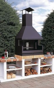 ROCAL -  - Holzkohlegrill