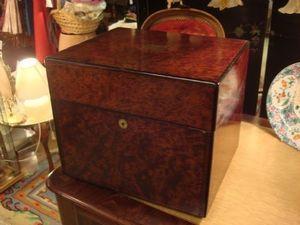 Serpentine Antiques -  - Zigarrenkassetten
