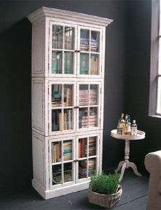 BLEU PROVENCE - vintage white - Plakate Schaufenster