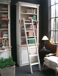 BLEU PROVENCE - vintage white - Bibliothek