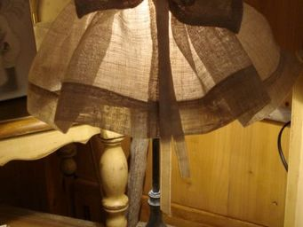 au petit coeur d'amour -  - Lampenschirmüberwurf