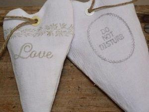 La petite Lucienne - love - Parfümiertes Kissen