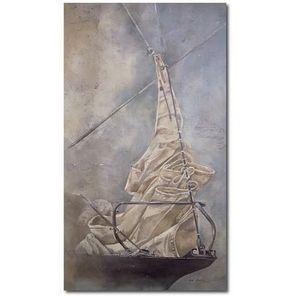 DEFACTO DÉCO - tableau décoratif voile - Marine