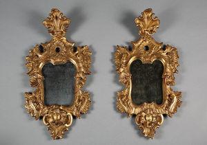 Galerie Atena -  - Venezianischer Spiegel