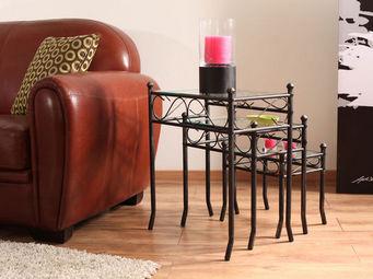 Miliboo - florence - Tischsatz