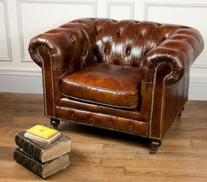 Produit Interieur Brut.com -  - Chesterfield Sessel