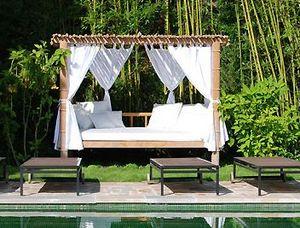 Honeymoon -  - Außenbett