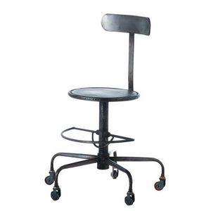 MAISONS DU MONDE - chaise zébulon - Bürostuhl Für Schreibkräfte