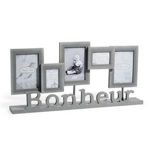 Maisons du monde - cadre gris bonheur - Rahmen