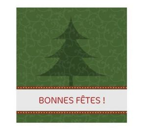 CARTELAND -  - Weihnachtskarte