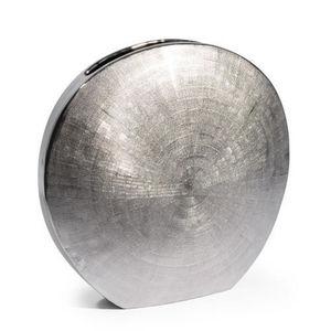 Maisons du monde - vase lunaire silver medium - Vasen