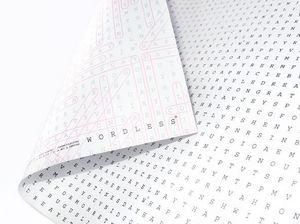 WORLDLESS DESIGN -  - Personalisierbares Geschenkpapier