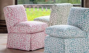 BRUNSCHWIG & FILS -  - Sitzmöbel Stoff