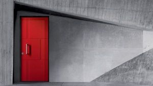 Silvelox - ritz slot - Eingangstür