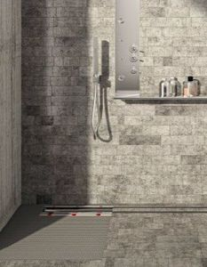 JACKON INSULATION -  - Italienische Dusche