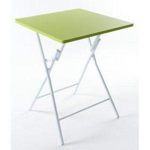 FAYE - table de complément verte - Beistelltisch