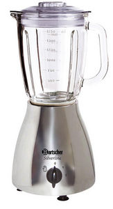 Roller Grill - blender en inox 600w avec bol verre 1,75 litre - Blender
