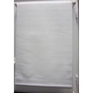 Luance - store enrouleur tamisant 45x180 cm blanc - Verdunkelungsrollo