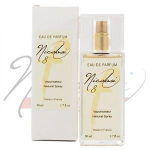 NICOLOSI CREATIONS - eau de parfum femme nicolosi parfum f8 - 50 ml - n - Zerstäuber