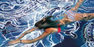 Sicis - mosaïque- - Poolfliese