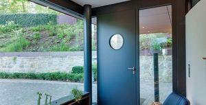 Schüco France -  - Glasfensterfront