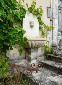 Materiaux Anciens Labrouche Fils -  - Wandbrunnen