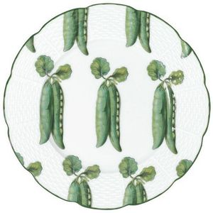 Raynaud - villandry legumes - Dessertteller
