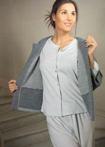 BLUET -  - Schlafanzug Pyjama