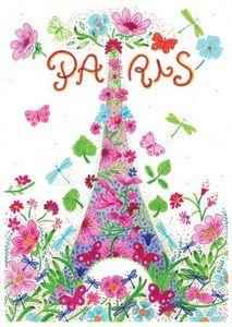 CARTES D'ART -  - Postkarte